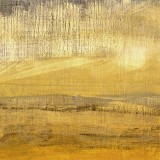 South Downs imprimatura 4 oil on panel