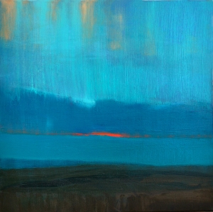 1_south-downs-sunset-xxx_60cm_oil-on-canvas